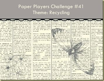 April 3 2011 Theme Challenge