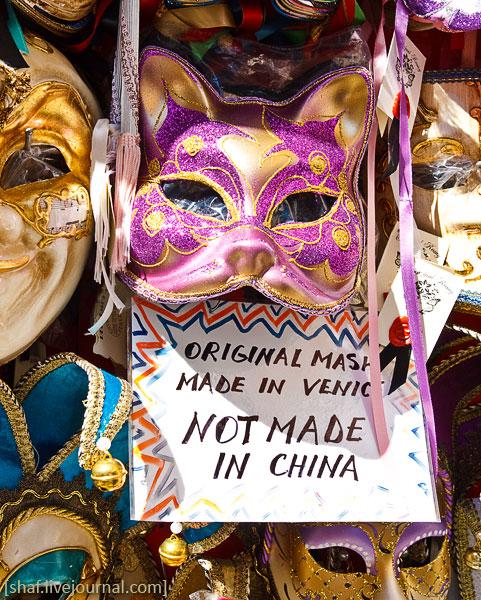 Италия, Венеция, маски | Venezia, Italy | Benatky, Italie