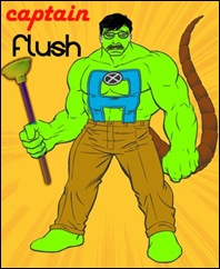 captain flush
