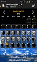Screenshot of Moon Phases Lite