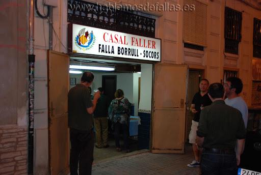"""Falla Borrull - Socors """"Que no et conten histories"""""""