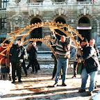 Szertartás a Kossuth téren