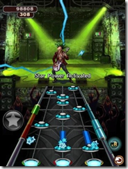 Game Review – Guitar Hero Warriors of Rock for Android