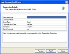 Connection Wizard v9