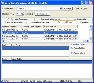 ARC Management Utility