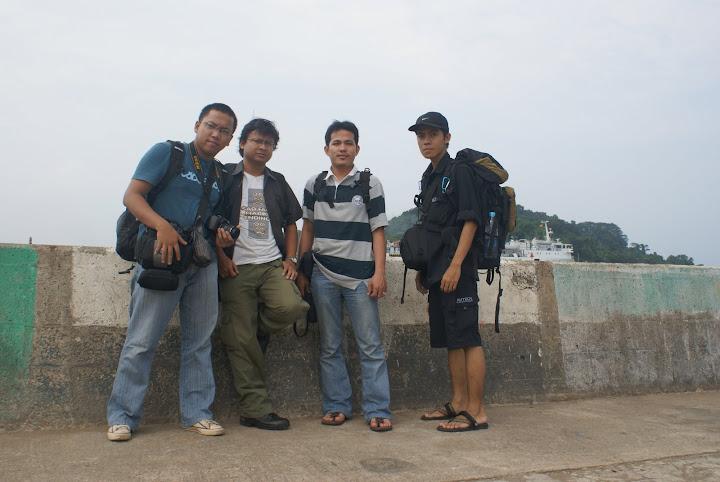 At Merak Harbour