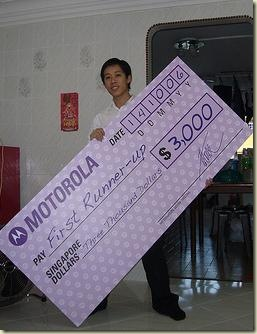 me and big cheque