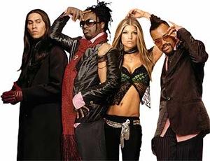 Flashmob realizado em show de Black Eyed Peas