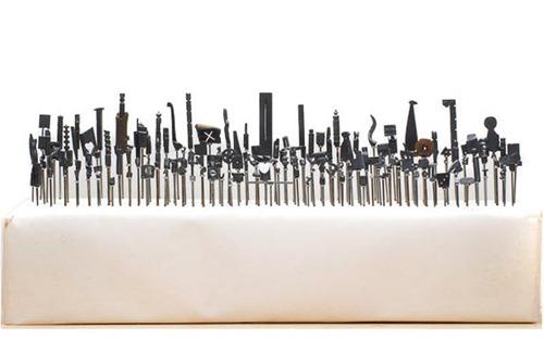 Arte feita em lápis e grafites