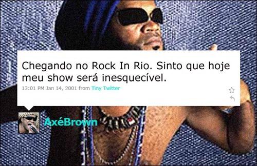 Carlinhos Brown - Coleção de tuitadas históricas