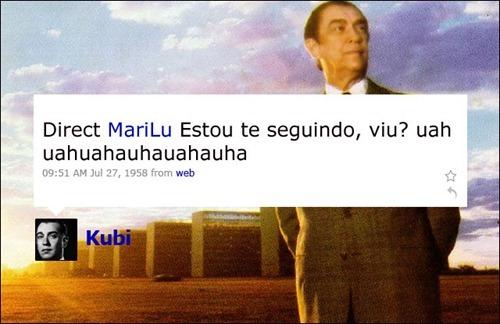 Kubi - Coleção de tuitadas históricas