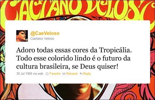 CaetanoVeloso - Coleção de tuitadas históricas