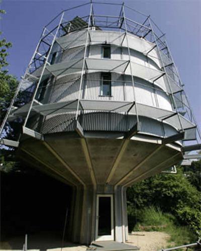 Casa de giro Heliotrope (Freiburg, Alemanha)