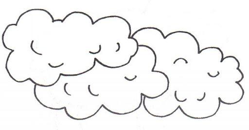 Para Colorear De Sol Y Nubes and post Dibujos Para Colorear De Sol Y ...