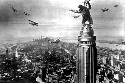 stari crno-bijeli filmovi King-Kong
