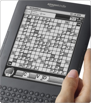 Scrabble, Amazon Kindle igra