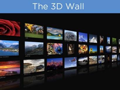 Download Cooliris dodatak za Google Chrome 3D zid