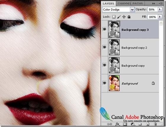 Desenho a lapis estilo retro no Photoshop 04