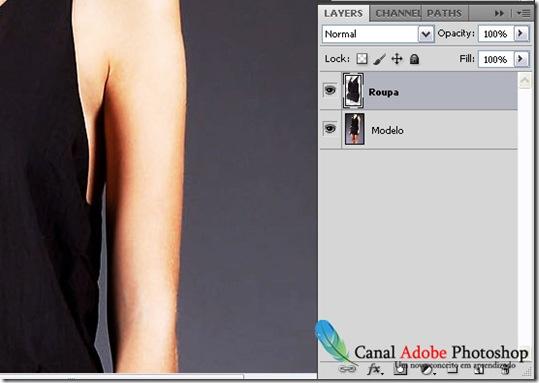 Trocando a textura de roupas no photoshop 002