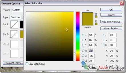 Como criar o efeito duotone no Photoshop 0004