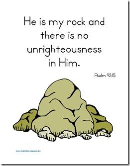 Rr Psalm 92.15