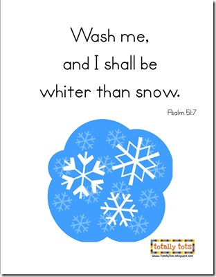 Winter Psalm 51.7a