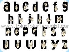 ASL Alphabet PowerPoint Show