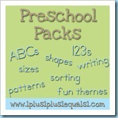 Preschool-Packs522