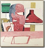 009 philip guston - in the studio
