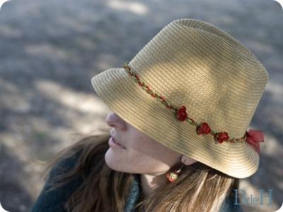 Sombrero Chanel 1