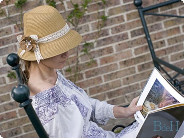Sombrero Lady 2