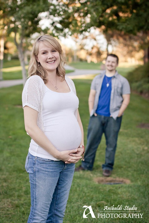 Maternity Photo in Temecula Park