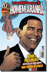 Obama Aranha