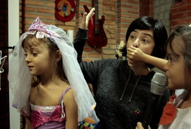 Fernanda Takai - Pato Fu - Música de Brinquedo