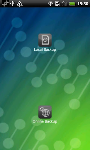 backup-caretaker for android screenshot