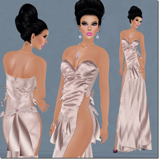 MLC Silvia Silk Gown Dusk by Mohna Lisa Couture_003