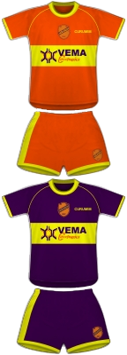 uniforme do holanda