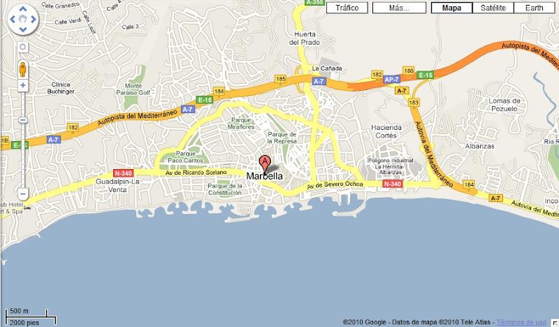 Visitar Marbella La Pr 243 Xima Parada