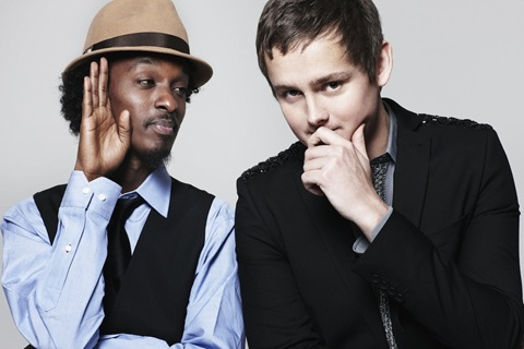 Keane - Tom and K'Naan