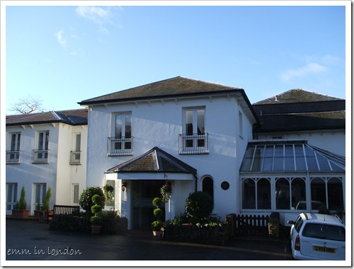 Hawkwell House Hotel - Oxford (3)