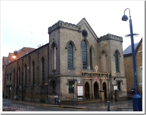 Spital Street Methodist Church Dartford