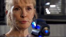 Lindsay Duncan is Captain Adelaide Brook