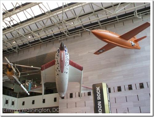 Spirit of St Louis, Spaceship One, Bell X-1