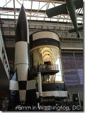 V-2 Missile and Skylab Orbital Workshop