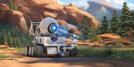 Planet 51 - Rover
