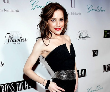 Brittany Murphy dead at 32