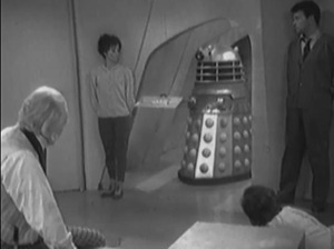 Scheming against the Daleks