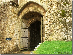 Carisbrooke Castle - The Gatehouse