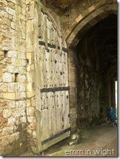 Carisbrooke Castle 06