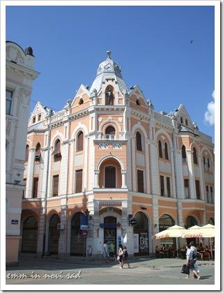 Erste Bank, Trg Slobode, Novi Sad
